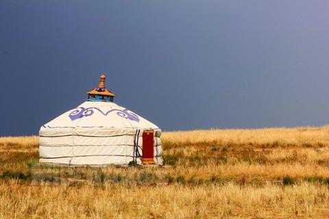 蒙古包有什么特点